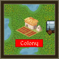 Exploration Colony Game
